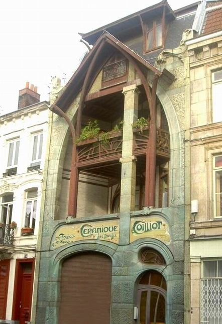Lille for 82 rue brule maison lille