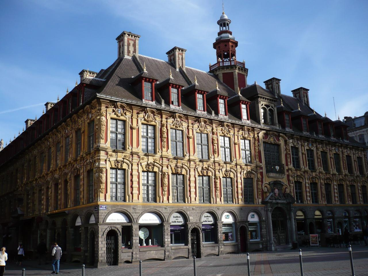 Lille for Architecture flamande